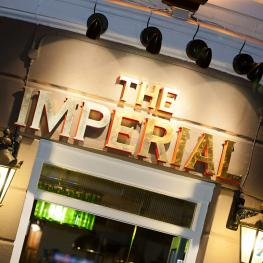 The Imperial Southborough Signage