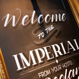 The Imperial Southborough Welcome